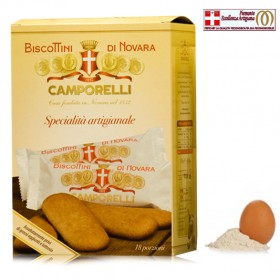 Camporelli biscottini di Novara 250gr evergreen