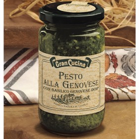 Pesto alla Genovese 180gr evergreen